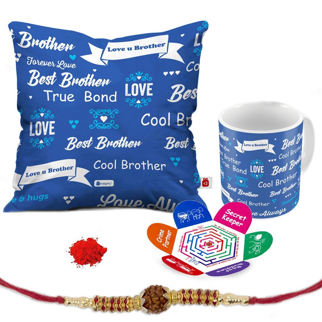 80% Discount on Rakhi Combo