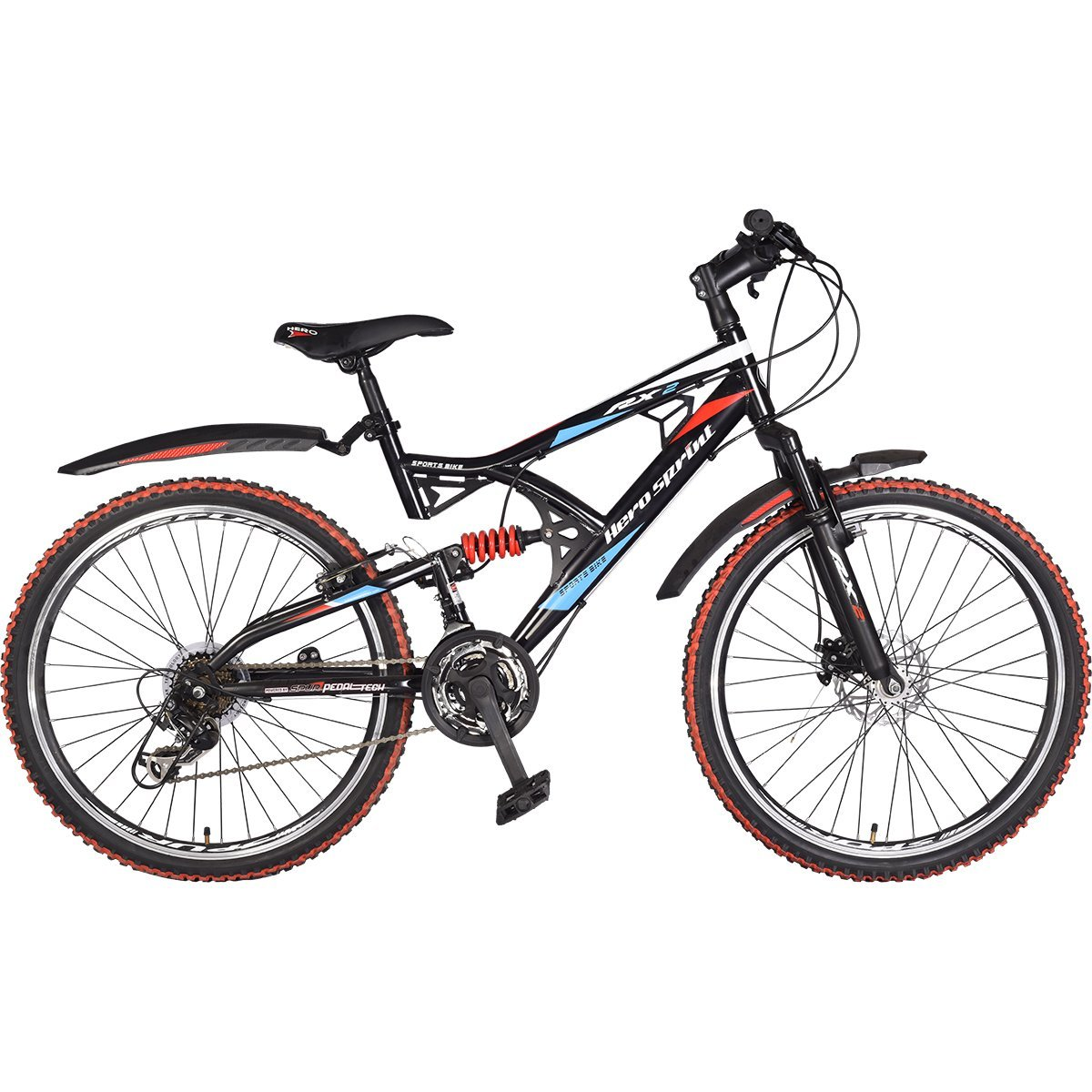 Hero RX2 26T 21- Best Hybrid Cycles In India
