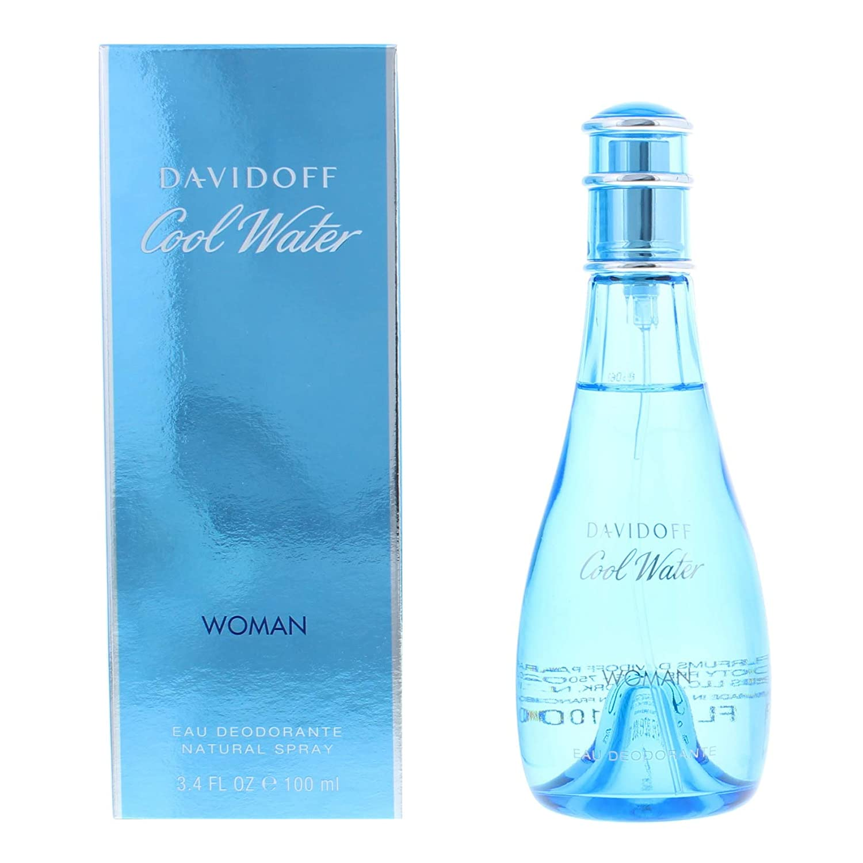 Davidoff Cool Water Woman Mild Deodorant