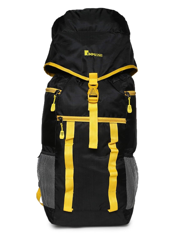 Impulse Waterproof Travelling Trekking Hiking Camping Bag Backpack Series 68.6 cms Yellow Mt. Radiant Rucksack