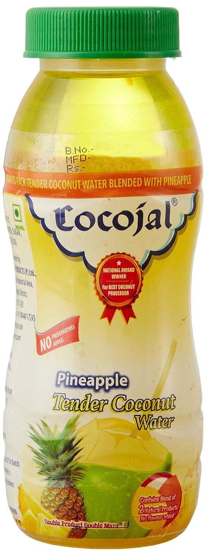 Cocojal Pineapple Tender Coconut Water, Pack of 6