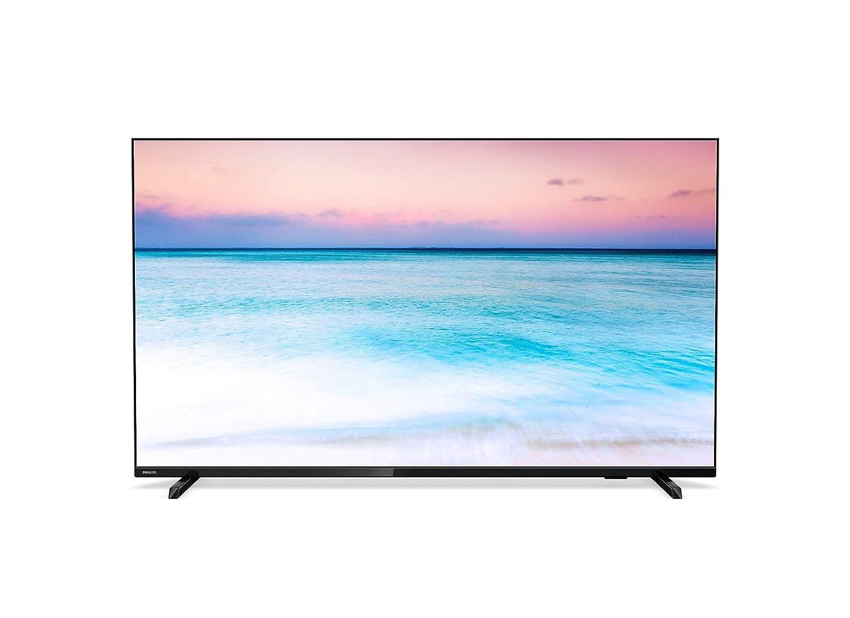 Philips 126 cm (50 inches) 6600 Series 4K Ultra HD LED Smart TV 50PUT6604/94 (Black) (2020 Model)