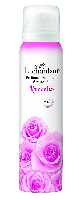 Enchanteur Romantic Perfumed Deo Spray for Women