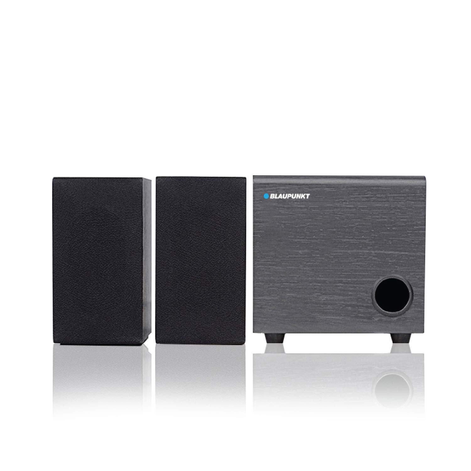 Germany's Blaupunkt SP200 2.1 Speaker with Woofer and AC Input