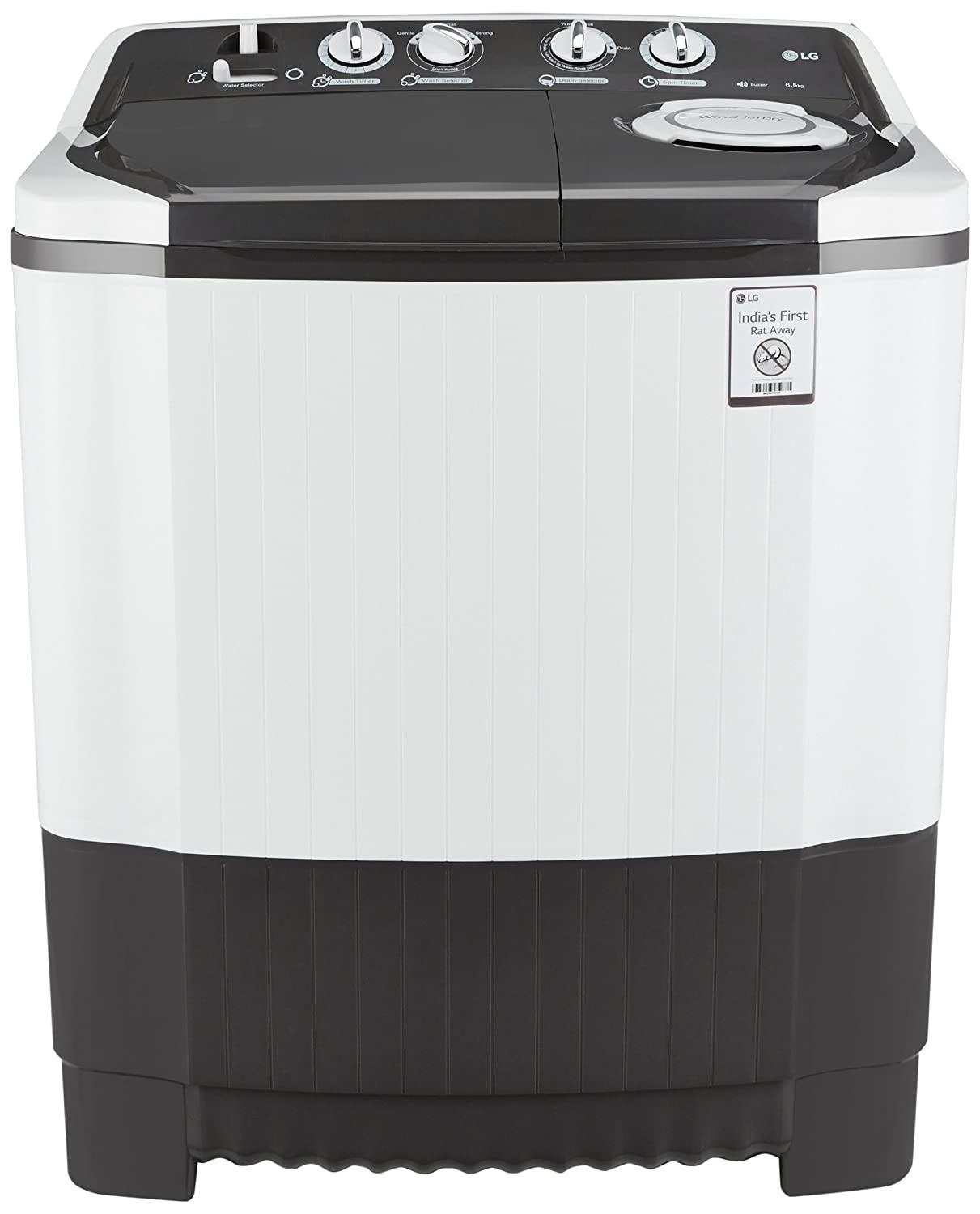 LG 6.5 Kg Semi Automatic Top Load Washing Machine