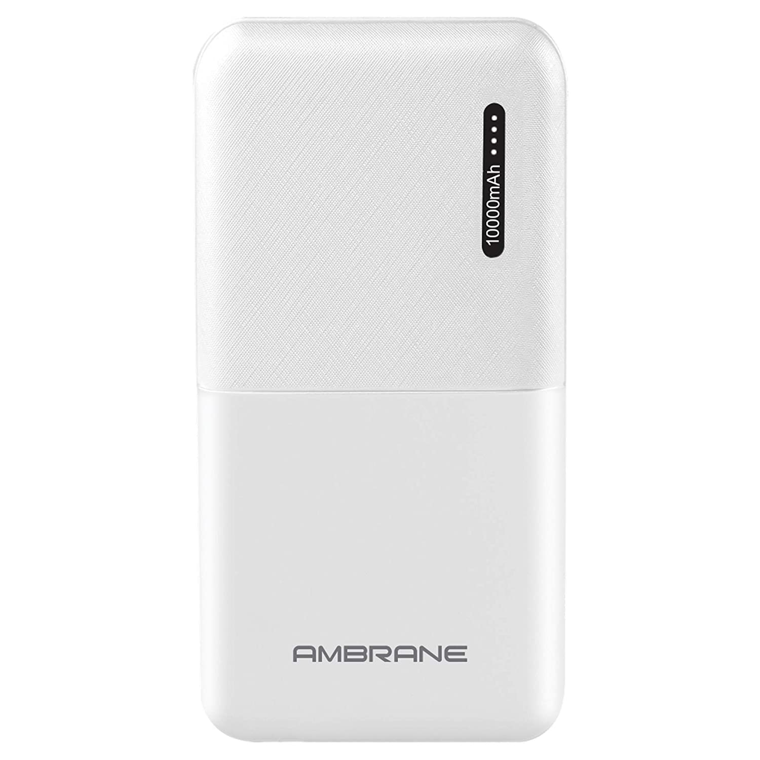 Ambrane 10000mAh Lithium Polymer Power Bank