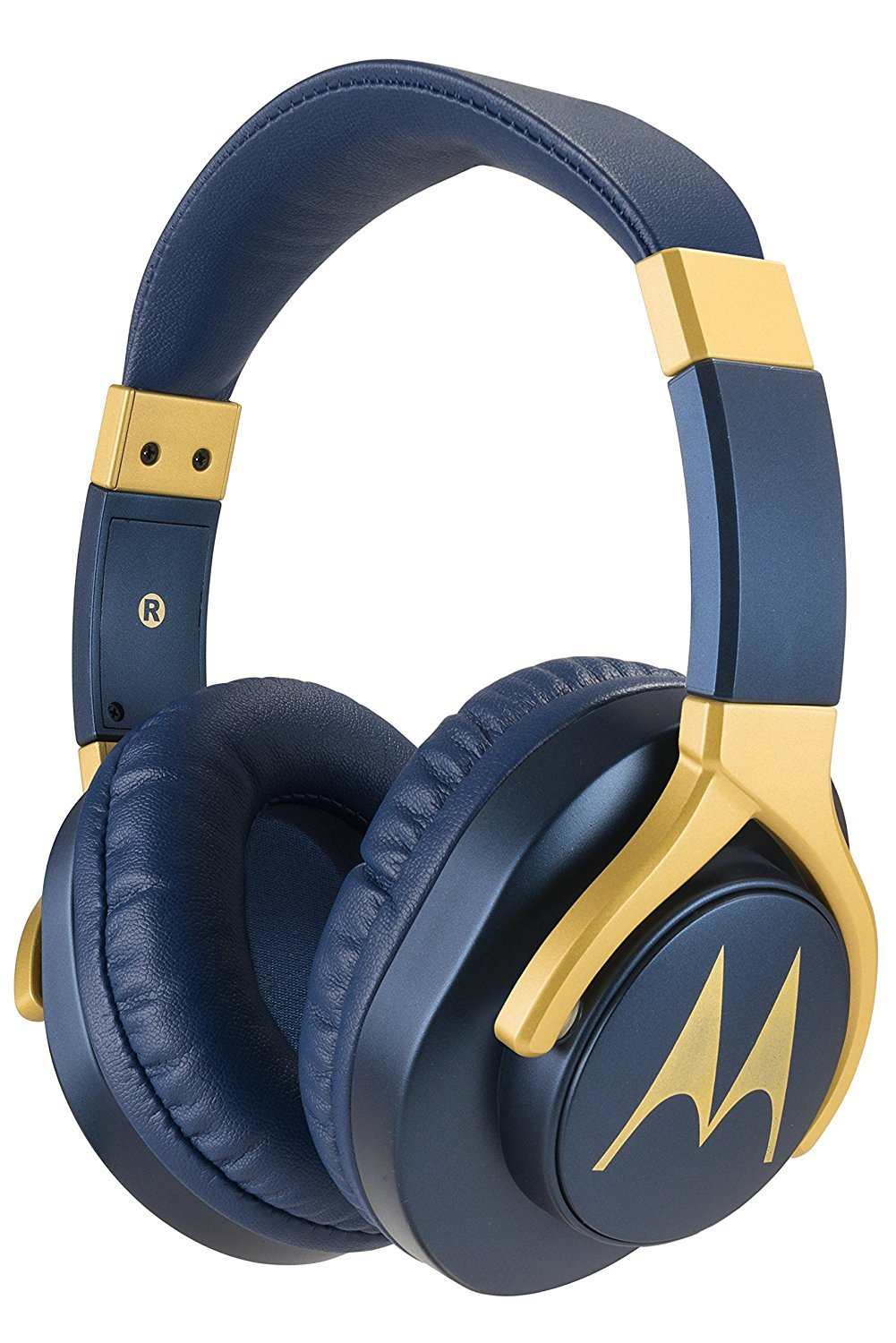 Motorola Pulse 3 Max Over Ear Wired Headphones With Alexa Blue Buy Online In Barbados Motorola Products In Barbados See Prices Reviews And Free Delivery Over Bds 150 Desertcart
