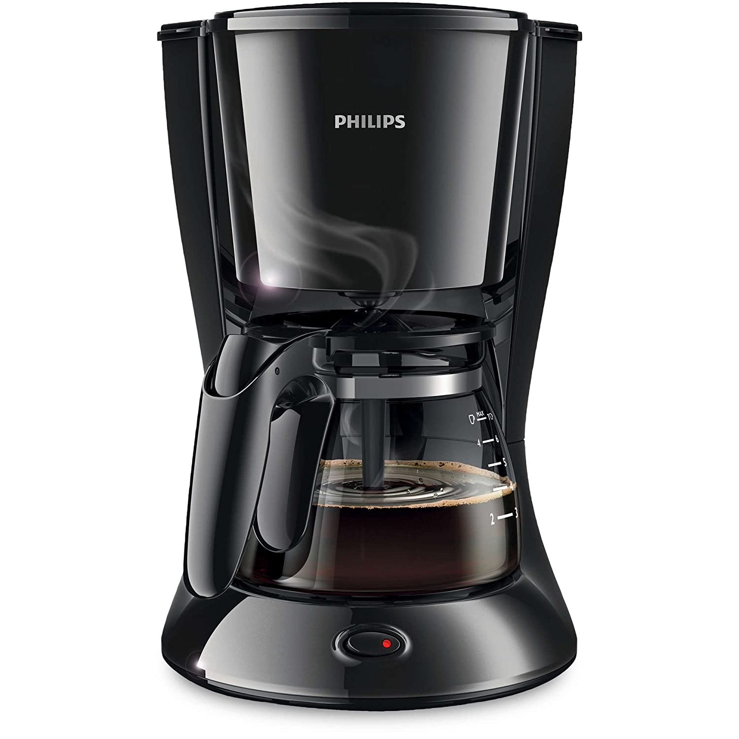coffee maker coffee machine Philips HD7431/20 760-Watt Coffee Maker (Black)