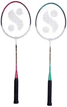Silver's Sb 414 Gutted Badminton Rackets Multicolour  Badminton