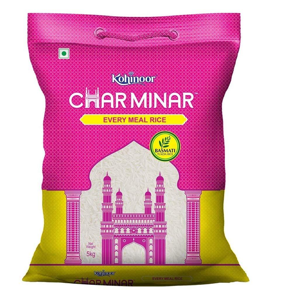 [Pantry] Kohinoor Charminar Every Meal Rice, 5 Kg