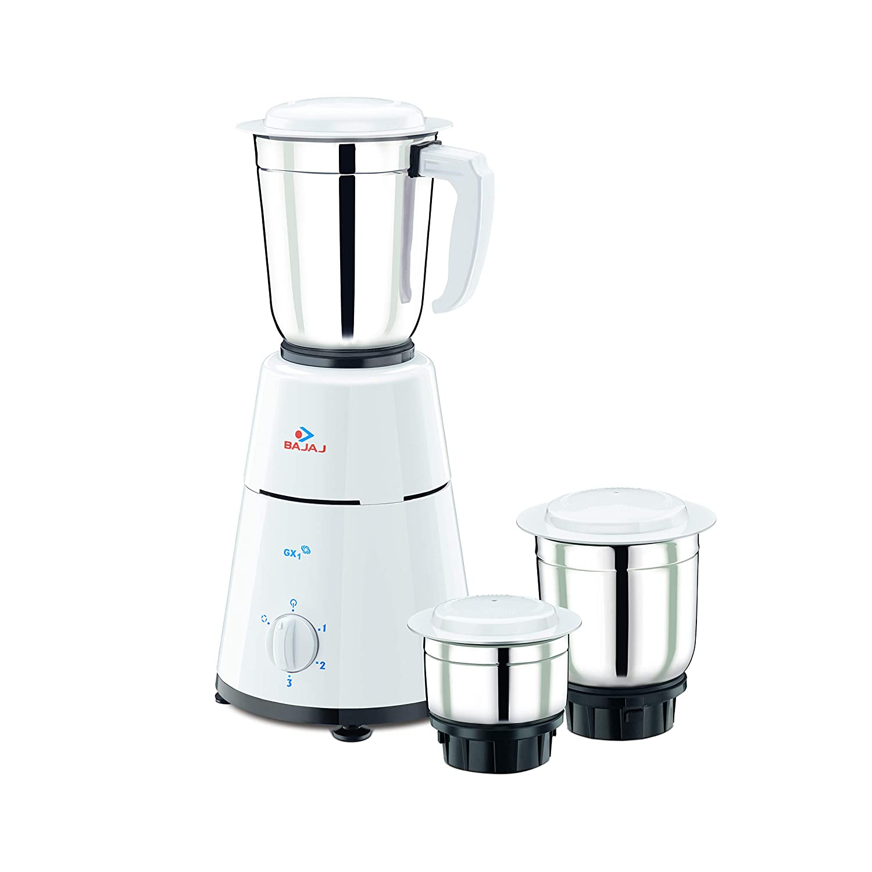 Bajaj GX-1 500-Watt Mixer Grinder