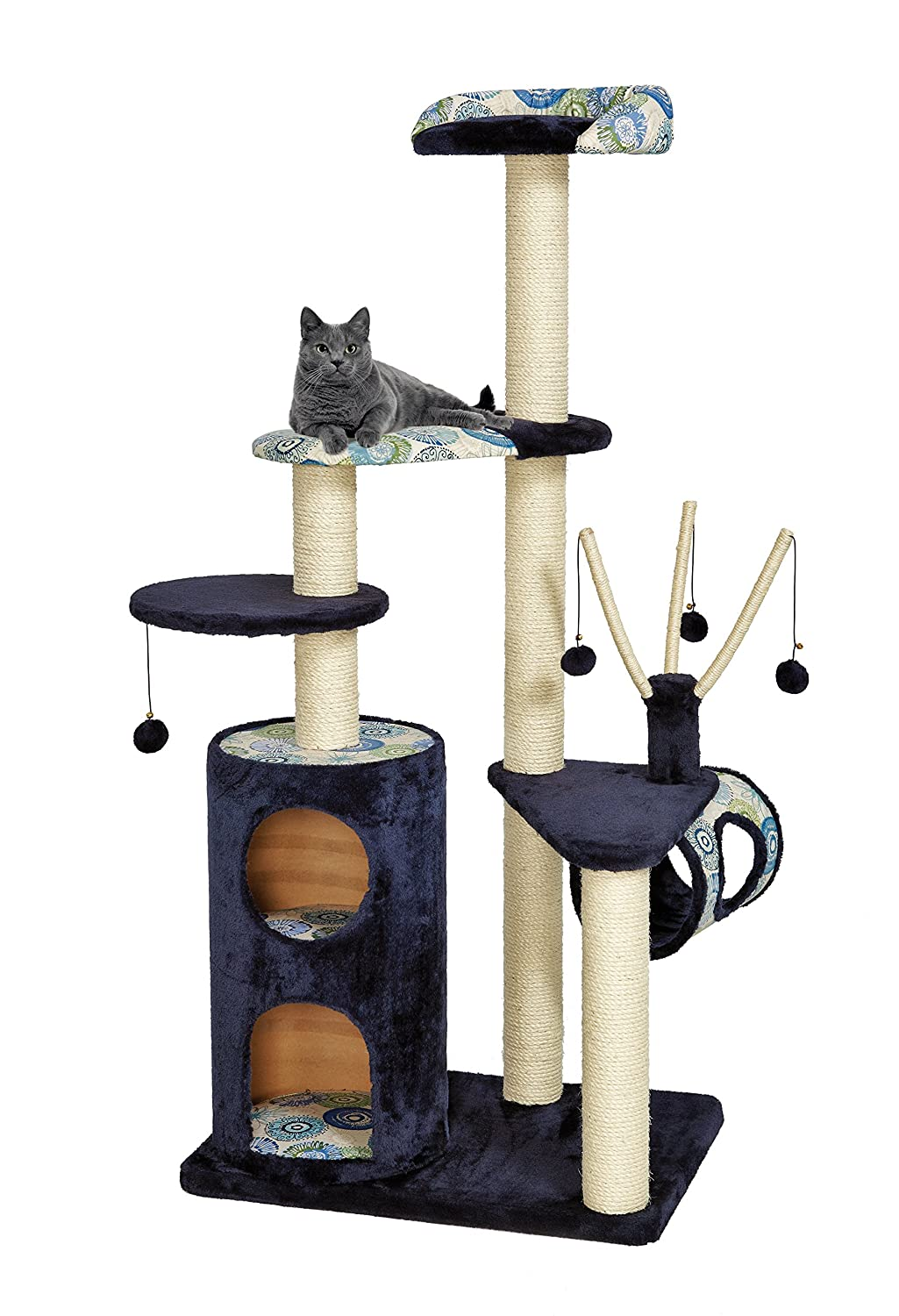 Top 10 Best Cat Tree For Large Cats [Updated November 2020] 13