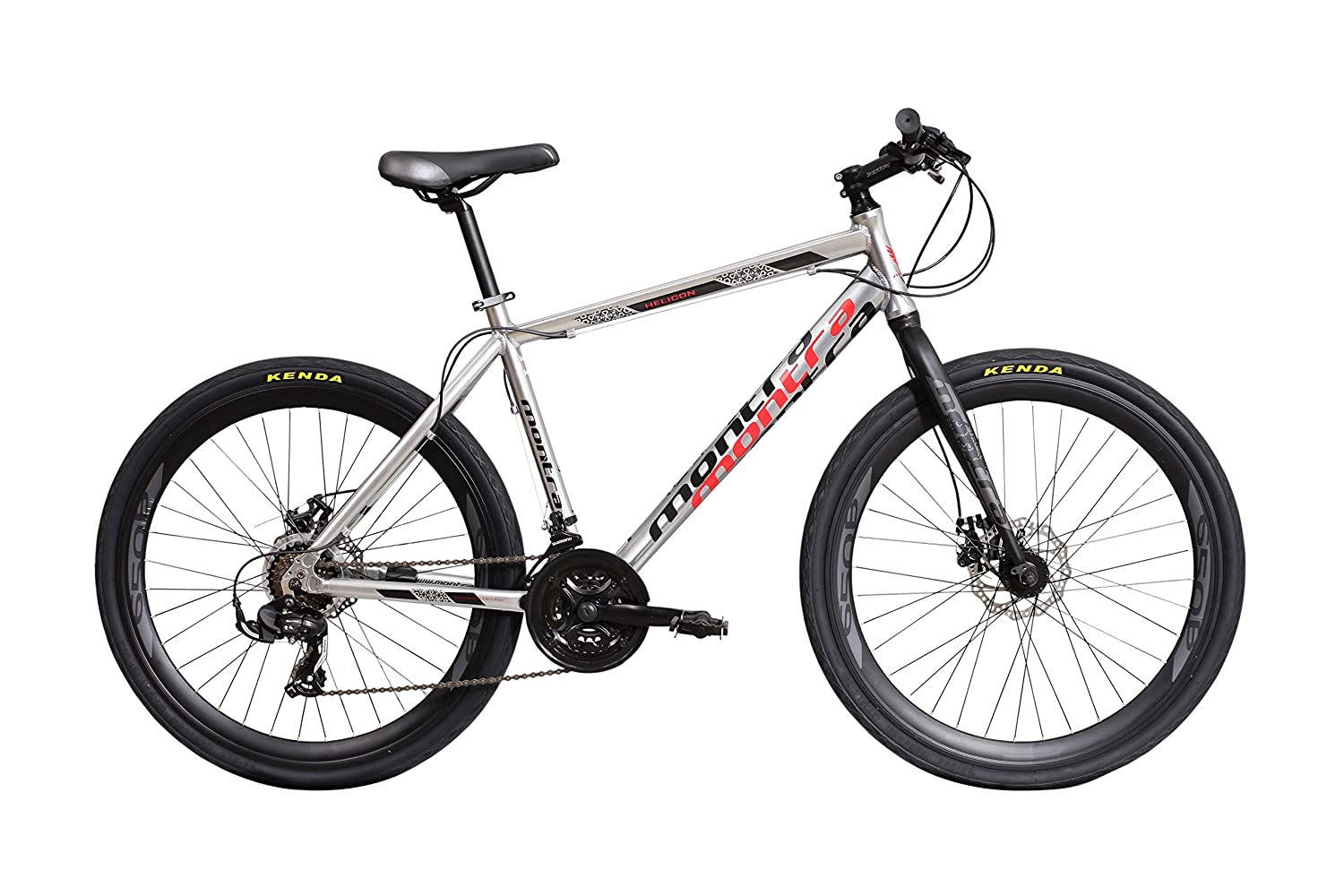 Montra Helicon Disc 27.5T- Best Hybrid Cycles In India