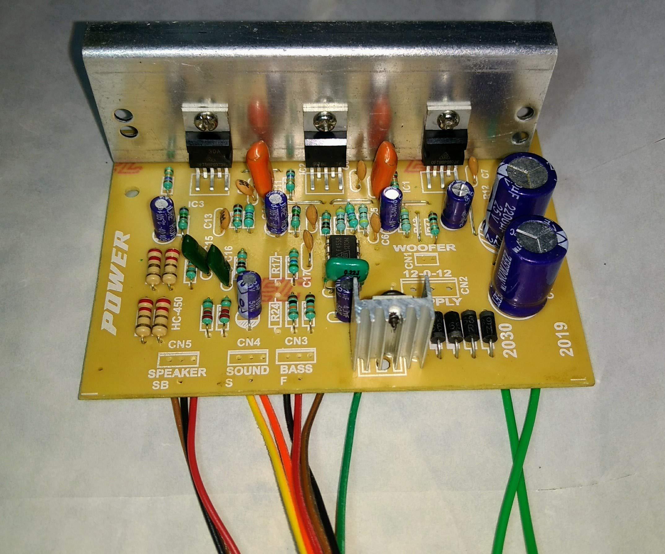 Generic 2 1 Home Theater Amplifier Board Buy Online In Bahamas At Desertcart