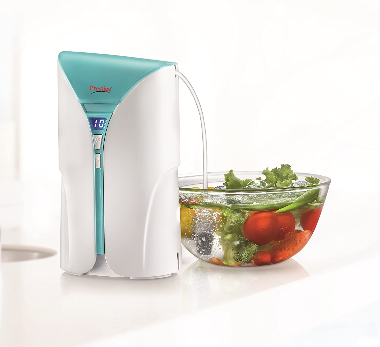 Prestige Clean Home Poz 1.0 Ozonizer Vegetables, Fruits, and Sea Food Purifier