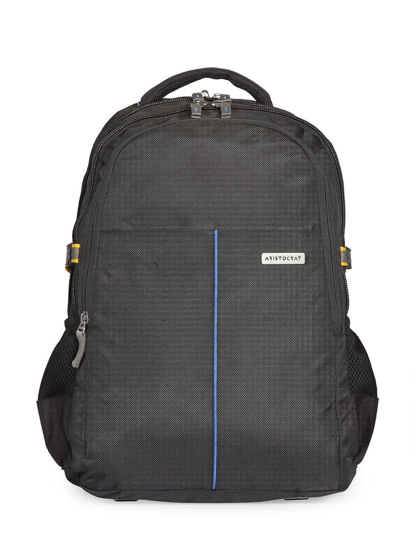 [Apply coupon] Aristocrat 30 Ltrs Black Laptop Backpack (LPBPMAEBLK)