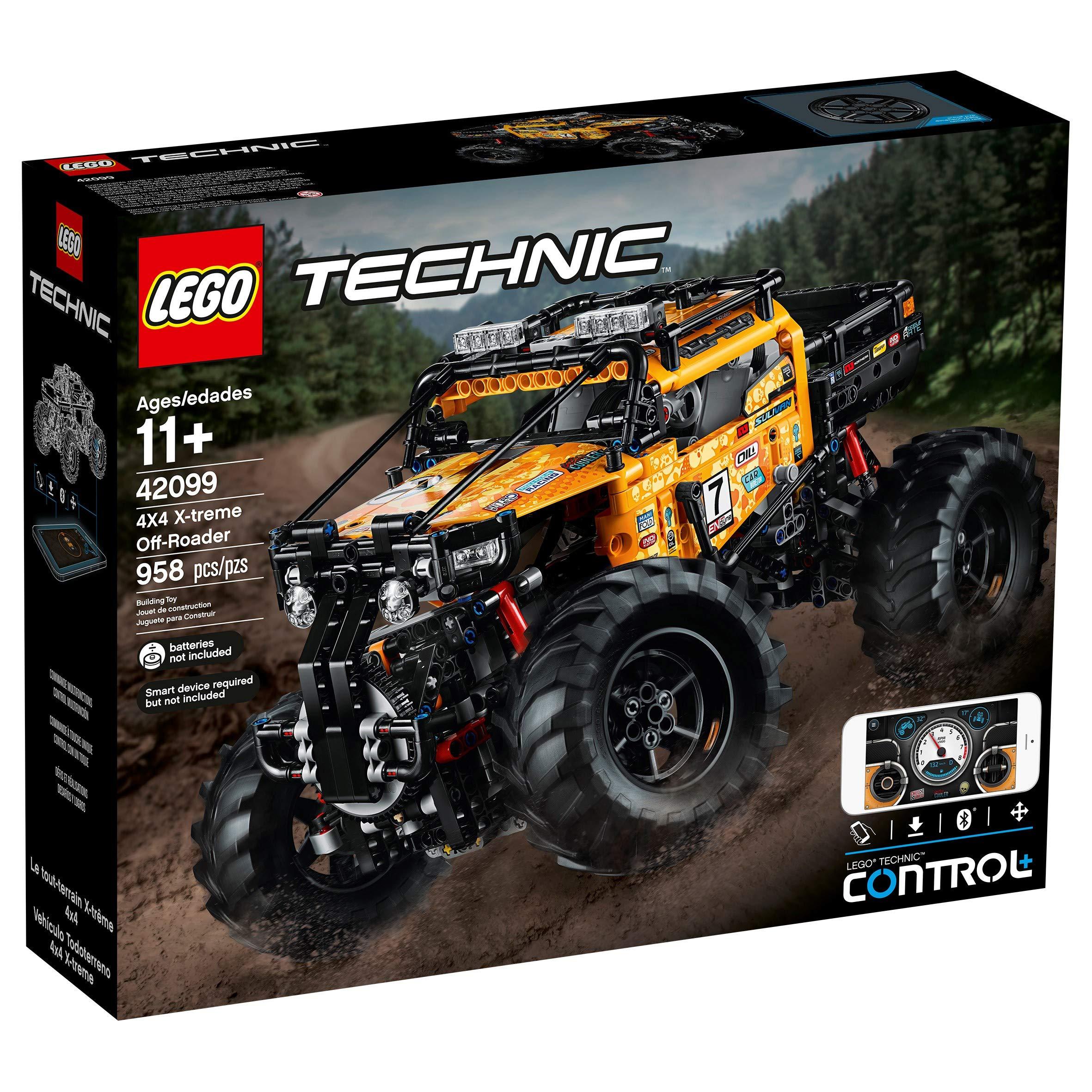 LED Beleuchtungs Für LEGO Technic 42099 4x4 X-Treme Off-Roader mit Fernbedienung