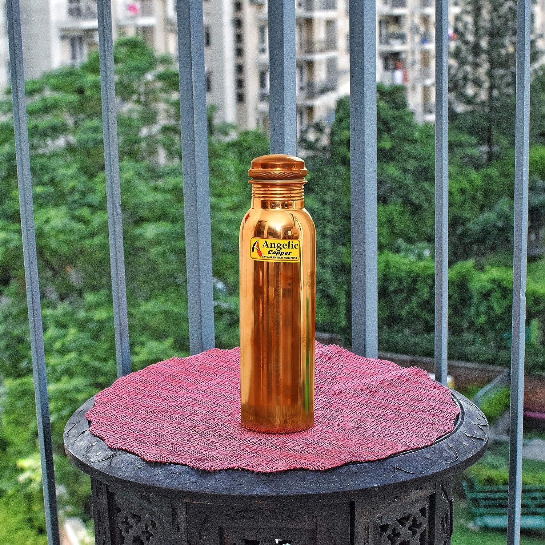 Angelic Copper Bottle, 1 litres, Brown (AGC0062PB1)