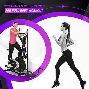 orbitrac fitness trainer