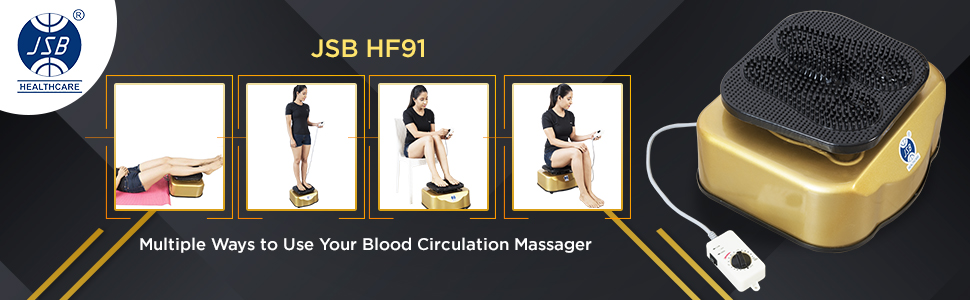 benefits of blood circulation massage