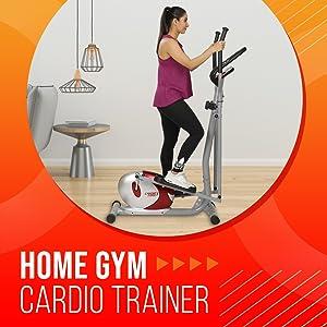 home gym cardio trainer