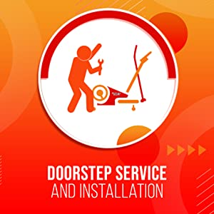 exercise cycle doorstep service