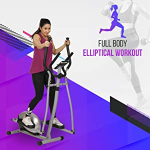 full body workout elliptical bike