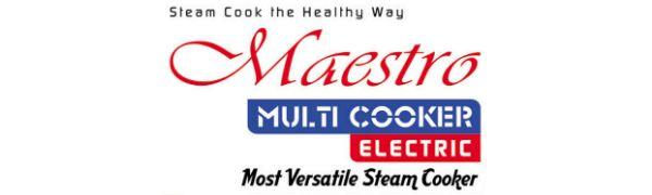 Maestro Electric Food Steamer