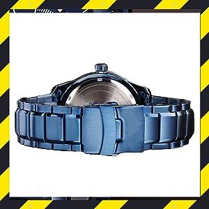 blue chain watch