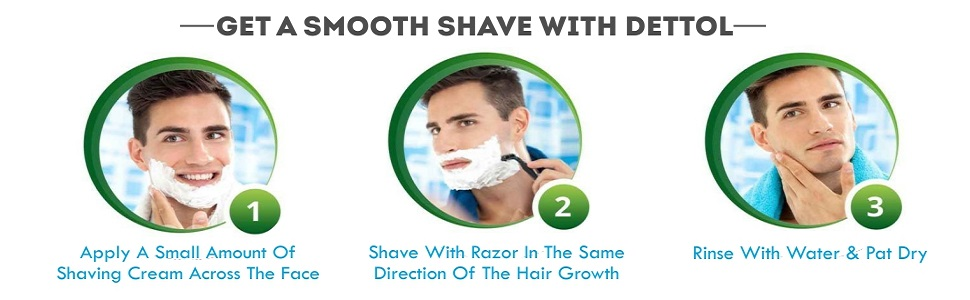 Dettol Cool Shaving Cream