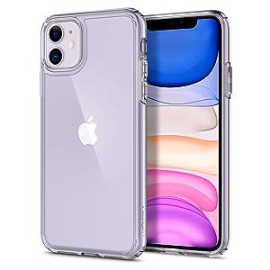spigen phone case, phone case, clear phone case, transparent phone case