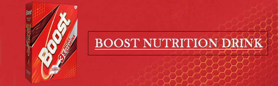 Boost Health, Energy & Sports Nutrition drink