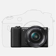 compact dslr, best dslr, portable dslr, compact mirrorless camera, sony mirrorless camera