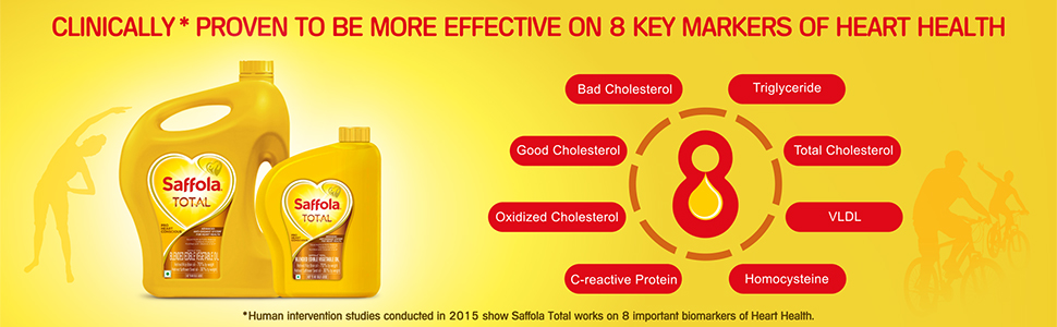 saffola total,edible oil,healthy cooking oil,blended cooking oil,fortune oil,sundrop oil,cooking oil