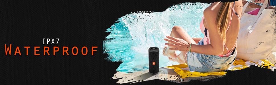 IP X 7 Waterproof