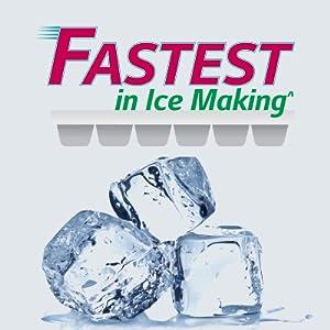 Fastest in Ice Makin