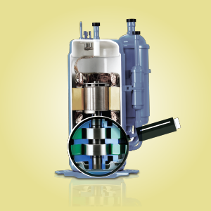 Dual Rotor Inverter Technology