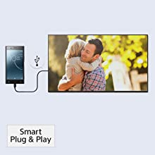 Smart Plug & Play: A smarter way to enjoy your smartphone