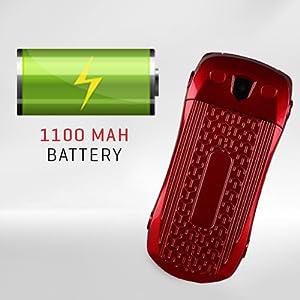 1100mAh battery